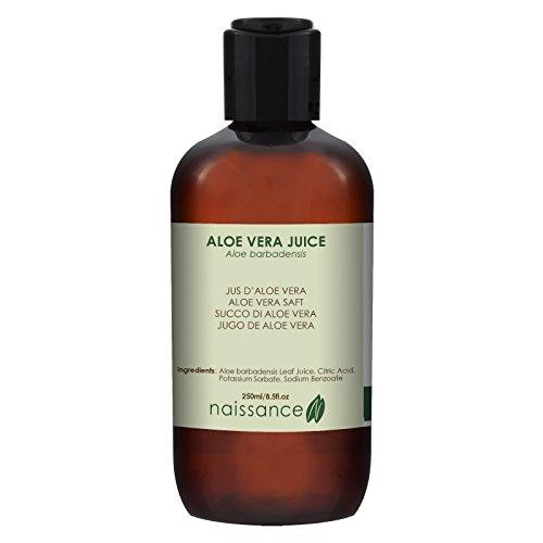 Naissance Jugo de Aloe Vera Grado Cosmético – Ingrediente Natural – 250ml