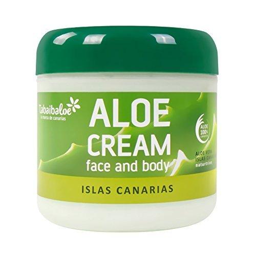 Tabaiba Crema Facial y Corporal Aloe Vera – 300 ml