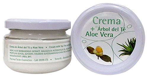 Thermal Teide 160100 – Crema de árbol del té y aloe vera